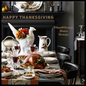 Happy Thanksgiving From Vibes4Vintage